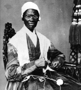 Sojourner Truth (Photo courtesy of Abraham Lincoln Presidential Library.)